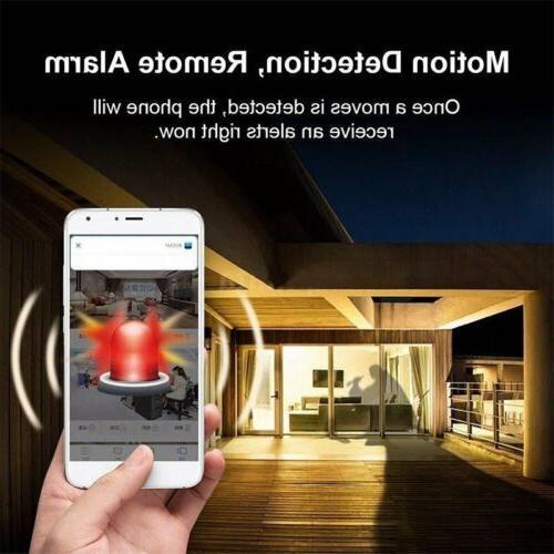 Mini Camera Wireless IP 1080P DVR Vision
