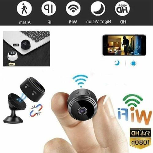 mini spy camera wireless wifi ip security