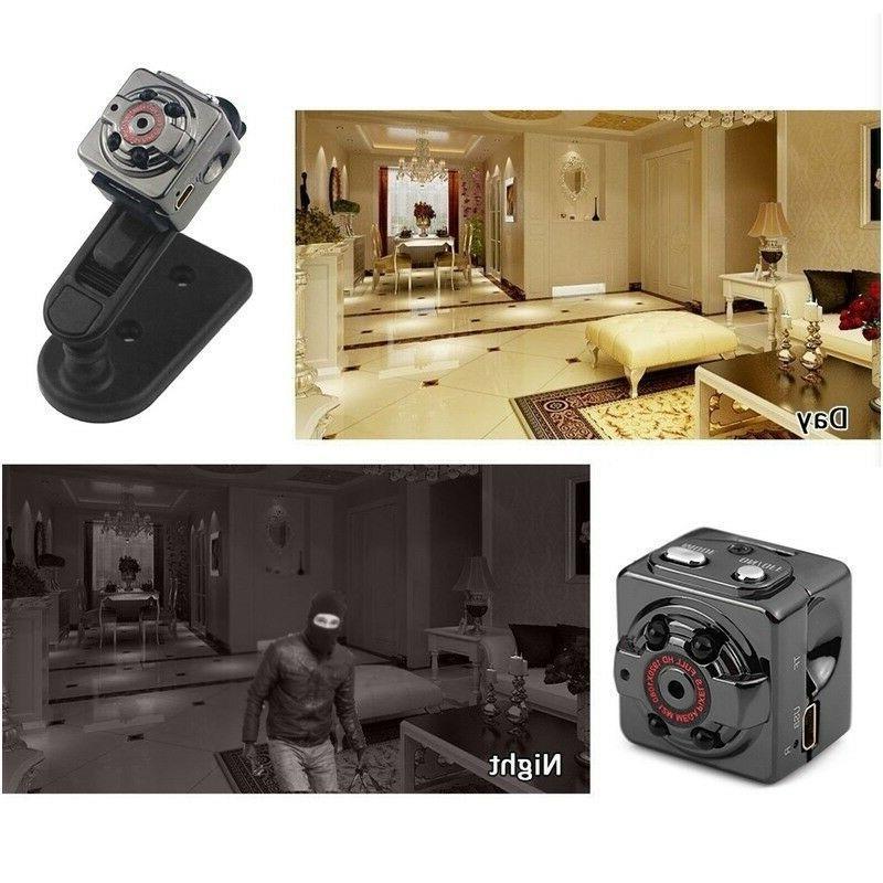 Mini Hidden Camera 1080P Portable Small Nanny Cam US Stock