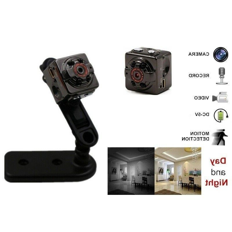 Mini Spy Hidden 1080P Portable Nanny Cam US