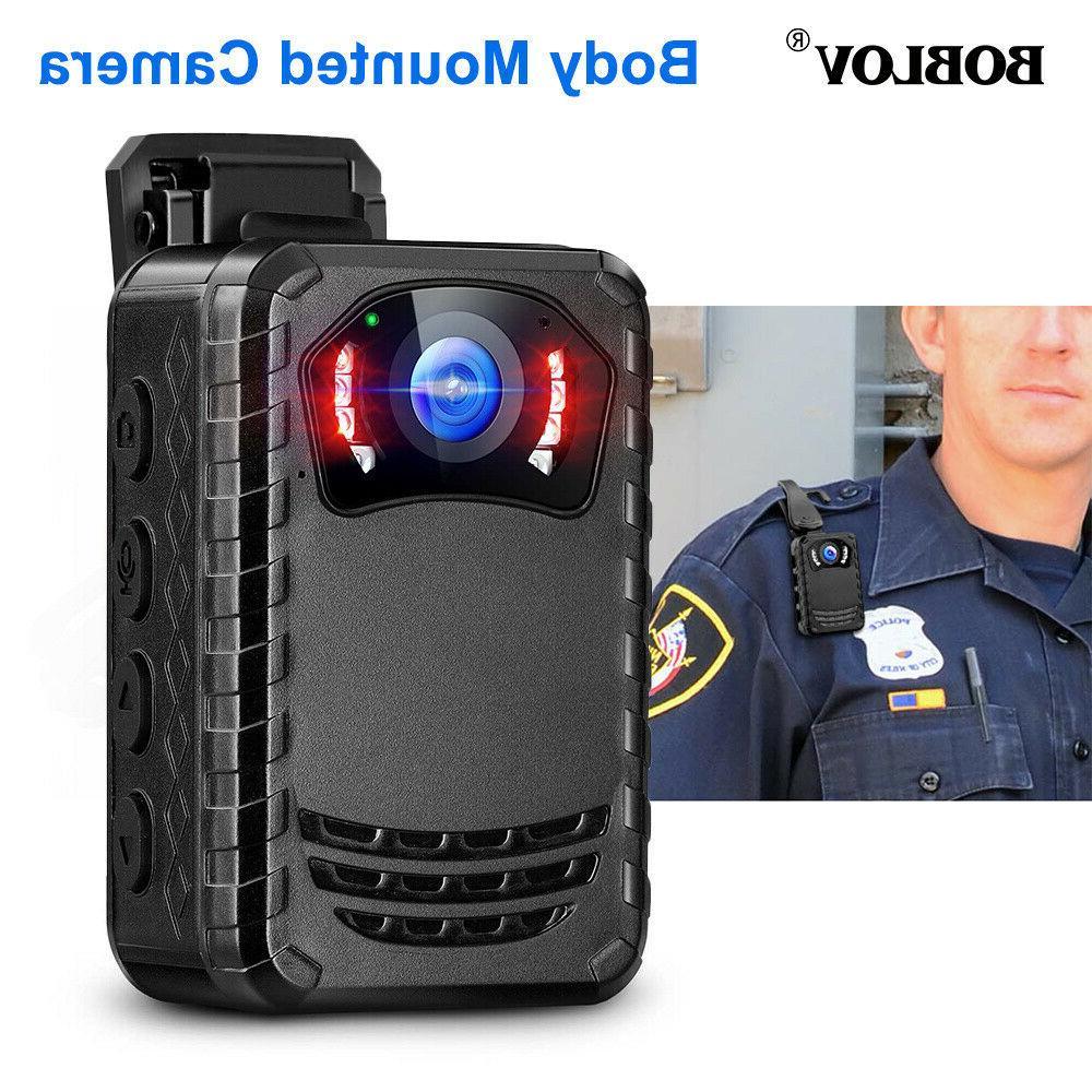 BOBLOV Mini Camera Night Vision HD 1296P Protection