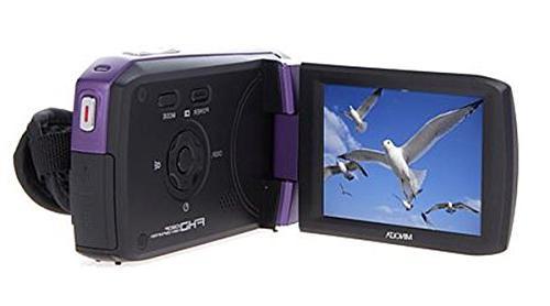 Minolta MN50HD HD Video Camera 8GB Card