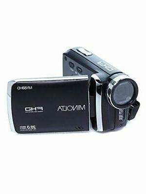 mn50hd camcorder includes card