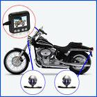 """Biker's Motorcycle Action Sport Camera DVR with 2"""" Monitor F"""