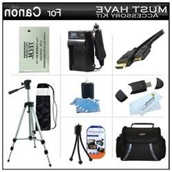 Must Have Accessory Kit For Canon VIXIA HF R32, HF R30, HF R