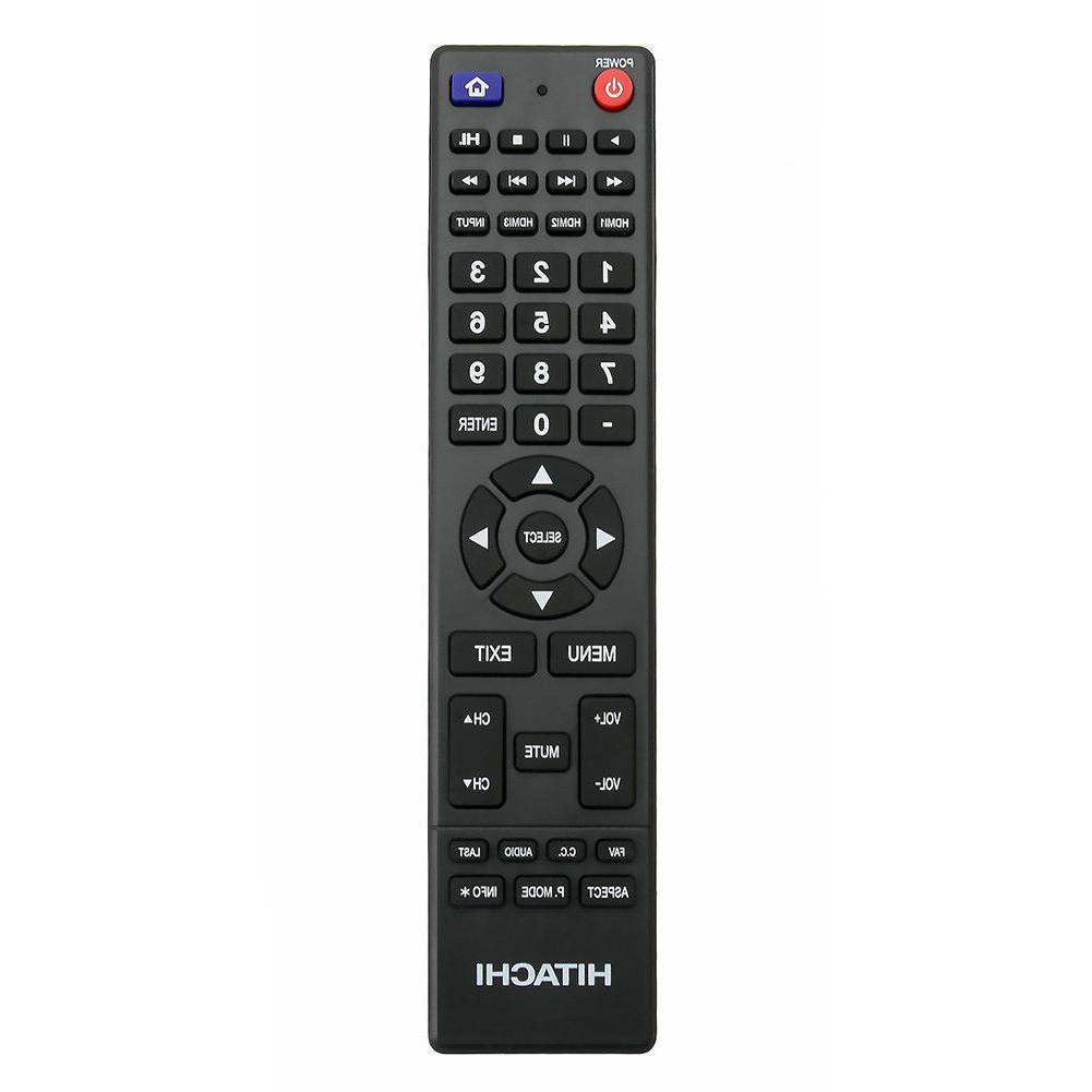 New Remote for Hitachi LE32A509 LE50A6R9