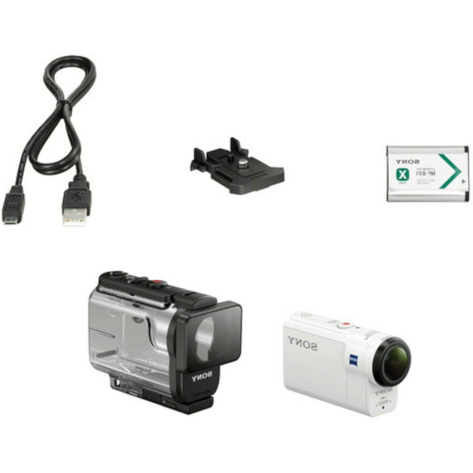 NEW Sony Cam HDR-AS300 Video Camcorder