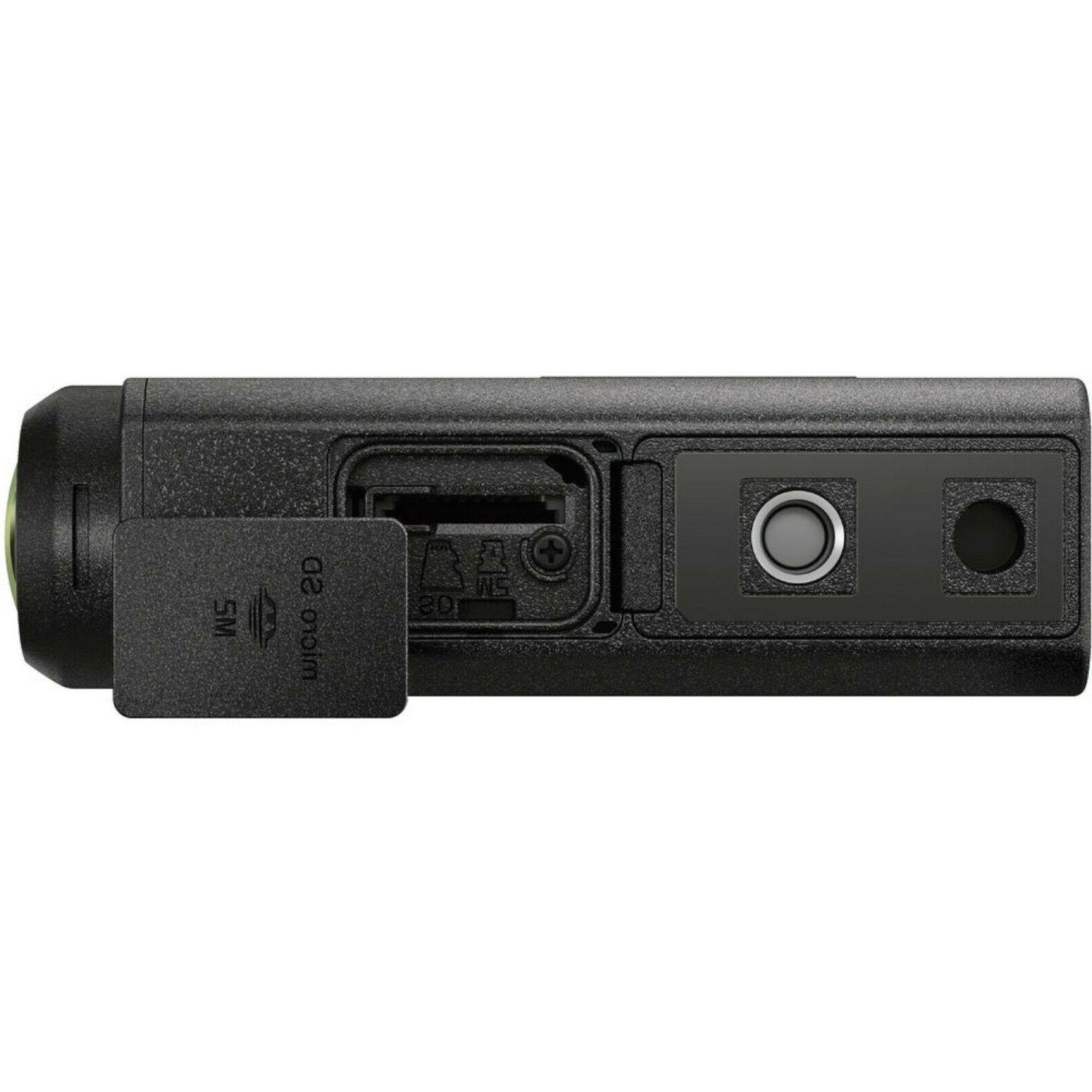 NEW Sony HDR-AS50R HD Camera & Live