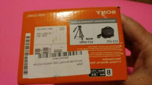 NEW SONY HDR-CX405 Video Camera brand new