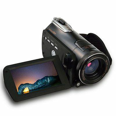 Night Infrared HD Video Camcorder