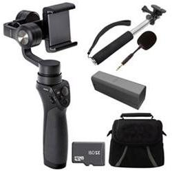 DJI Osmo Mobile Gimbal Stabilizer for Smartphones with Profe