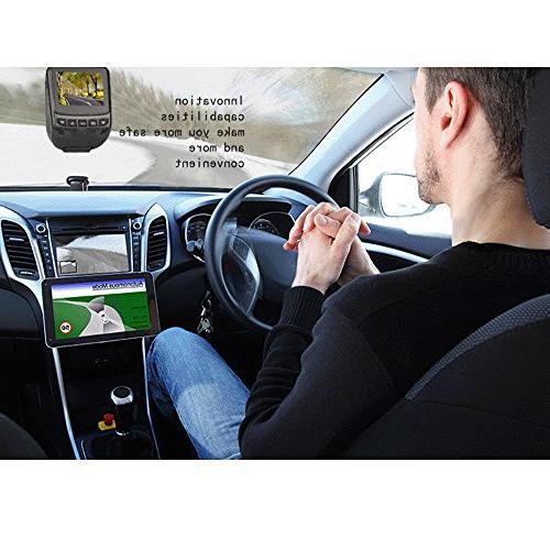 inch Car Data Camcorder Vision Vehicle