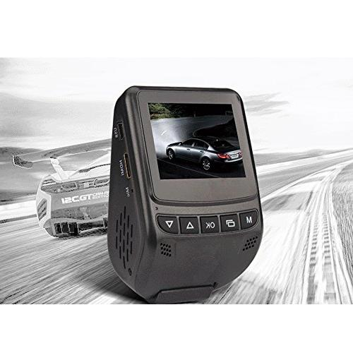 PowerLead inch Car DVR Data Night Vision Vehicle Camera