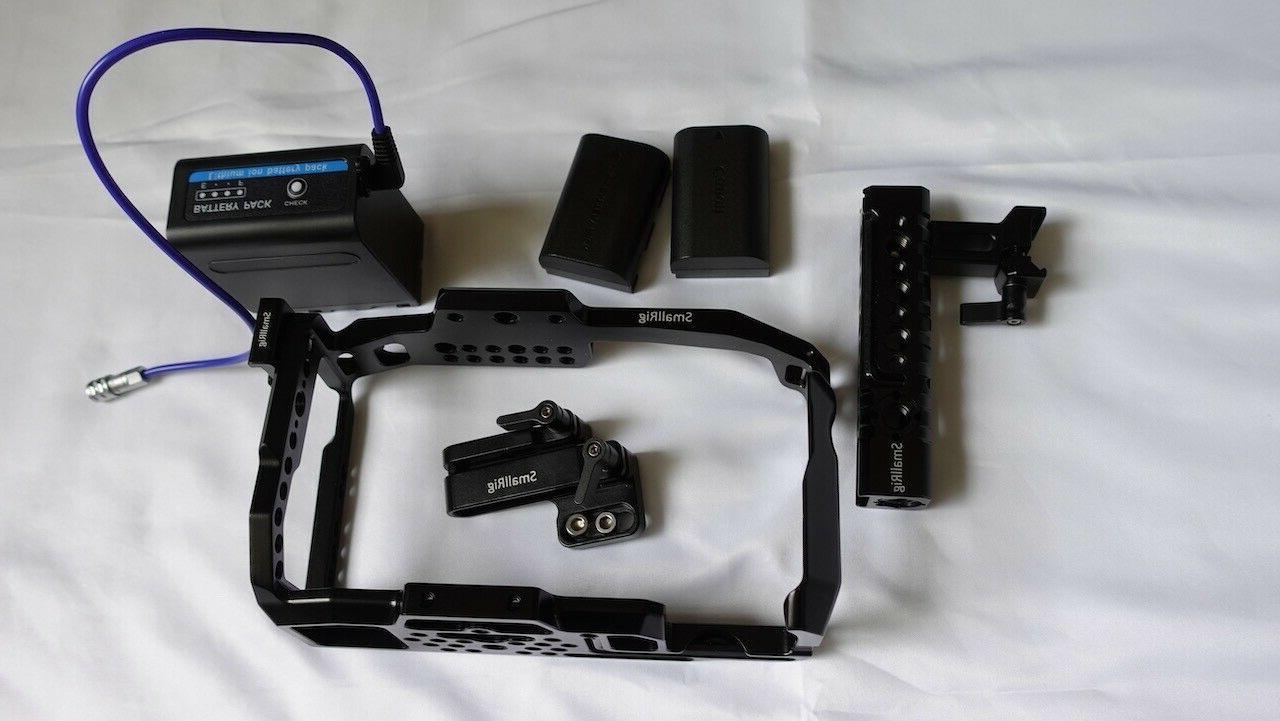 Blackmagic Pocket 12-60 CAGE