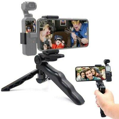 Hand-held Stabilizer Extended Camera Tripod Mount Phone Hold