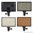 Portable LED 308LED Video Photography Light Lamp Pad Dimmabl