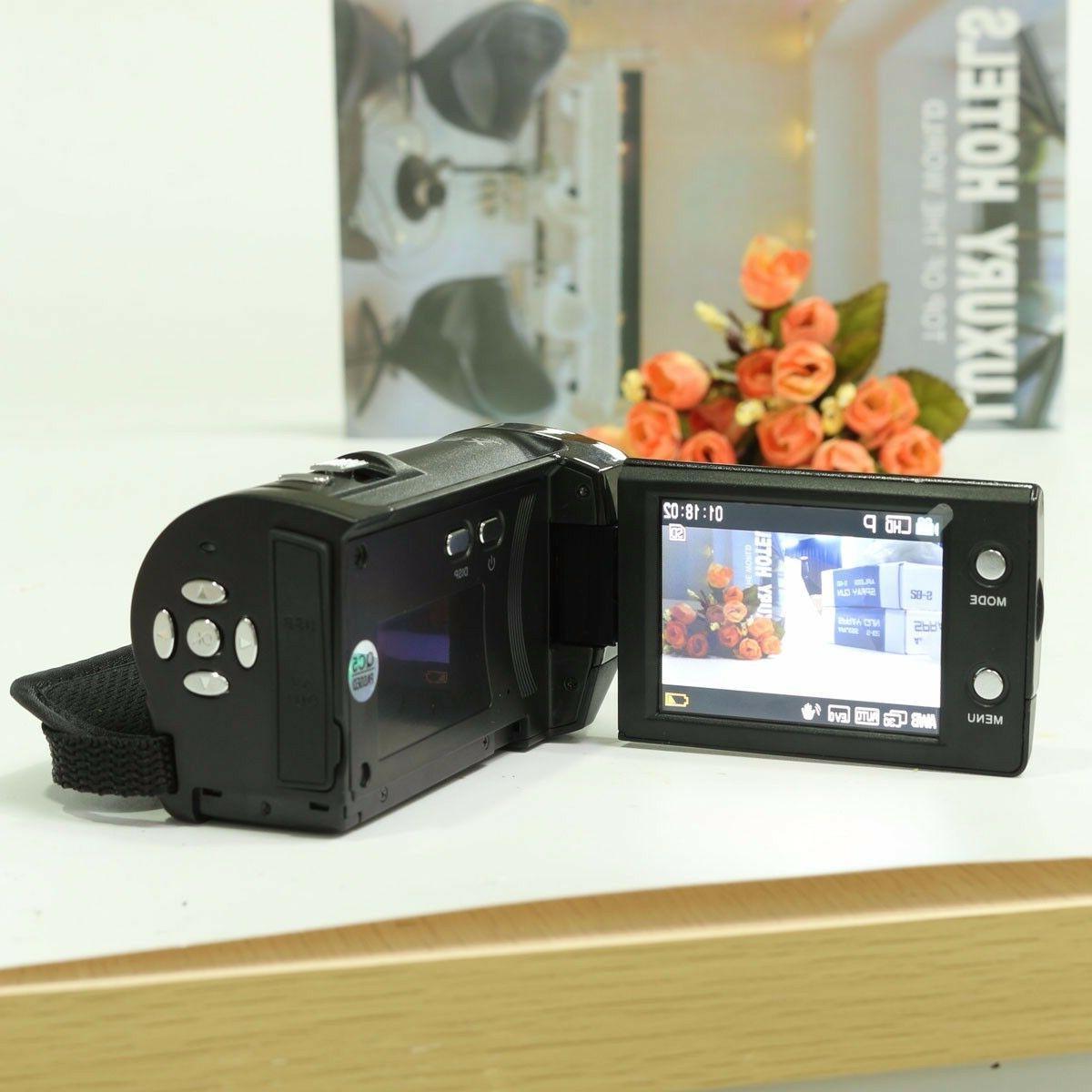 Portable Video DV 16MP & Kit