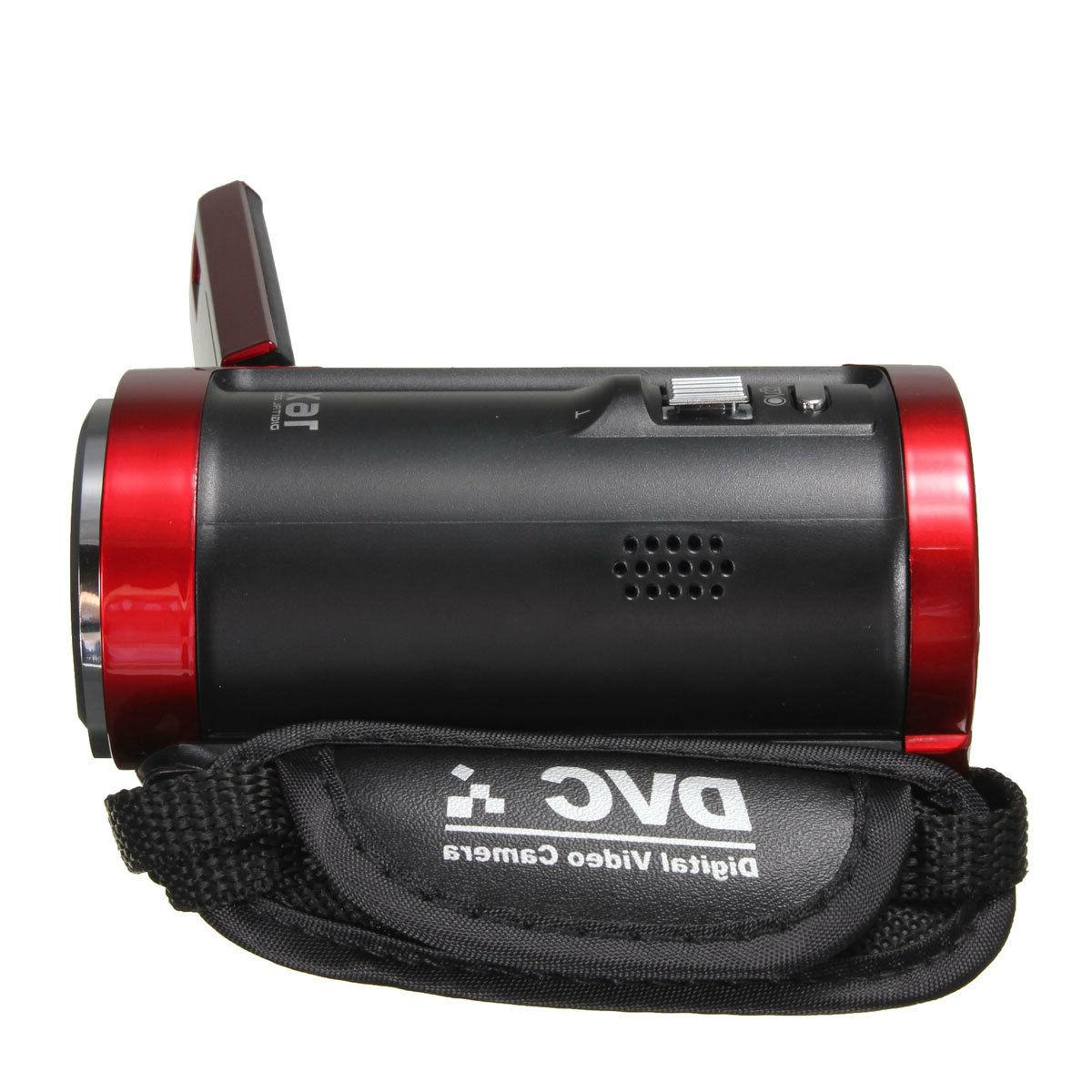 Portable 16X Video 16MP & Accessories