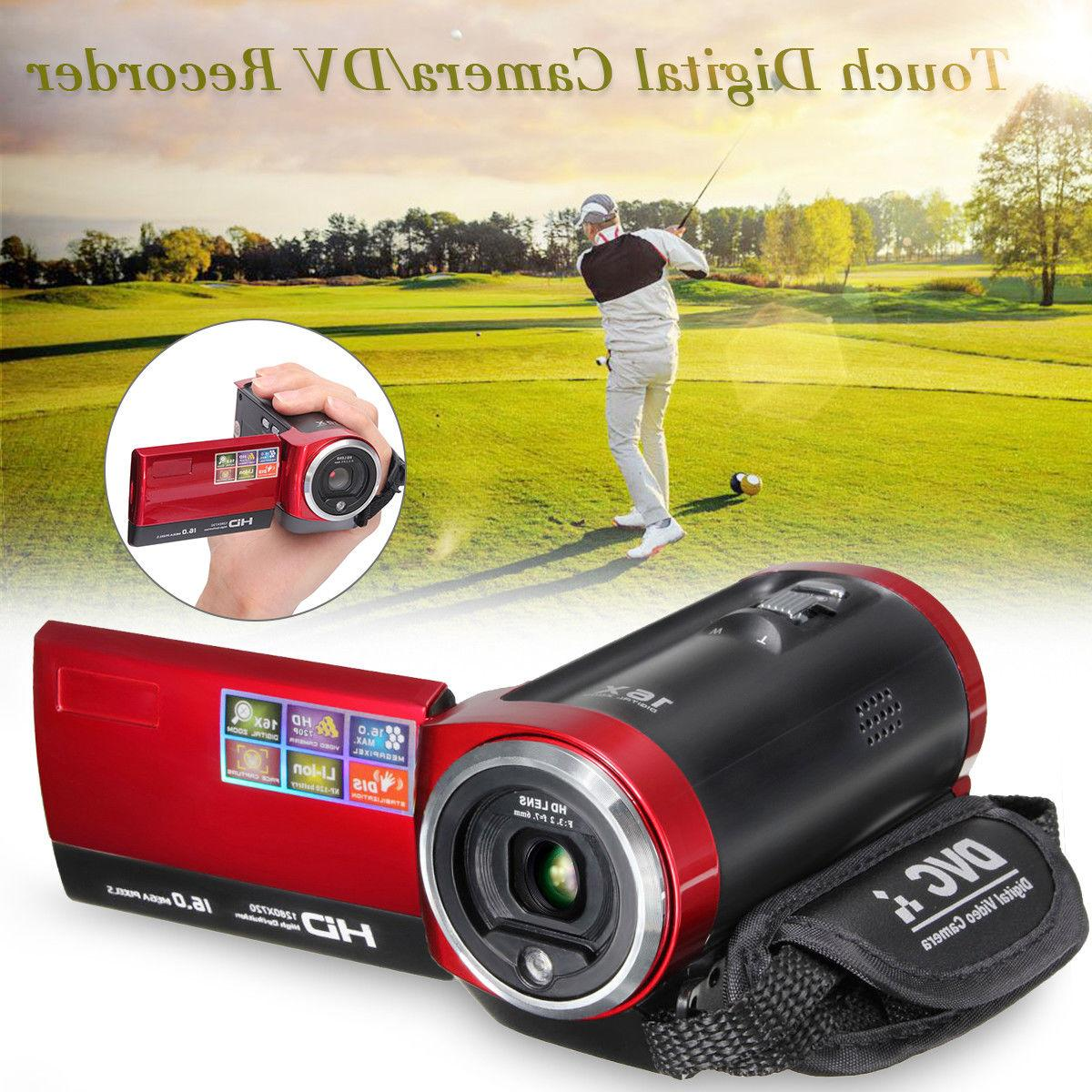 Video Camera DV 16MP Zoom