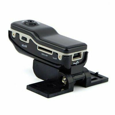 Portable Mini DV Motorcycle Helmet Video Camera Sport