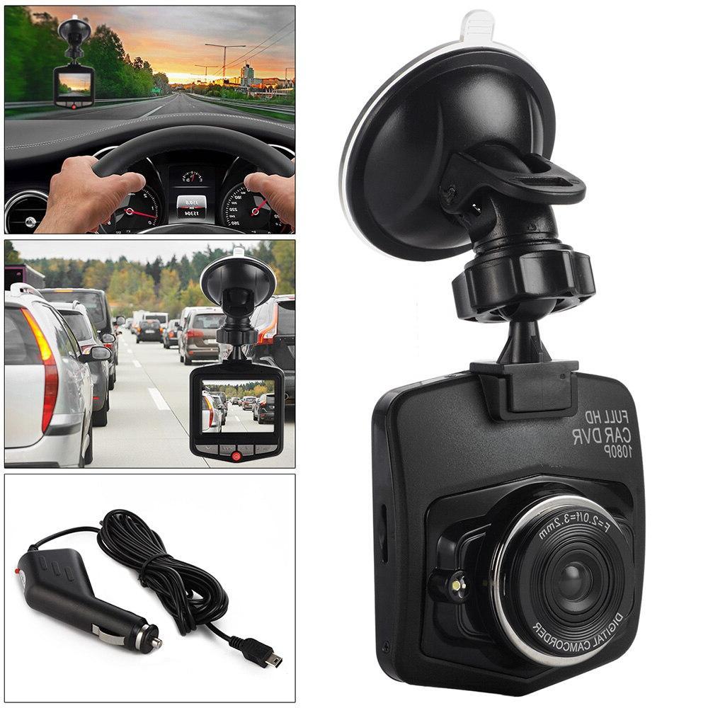Portable Car Camera AVI Dash Record <font><b>Camcorder</b></font> Video registrator Parking Recorder DVR