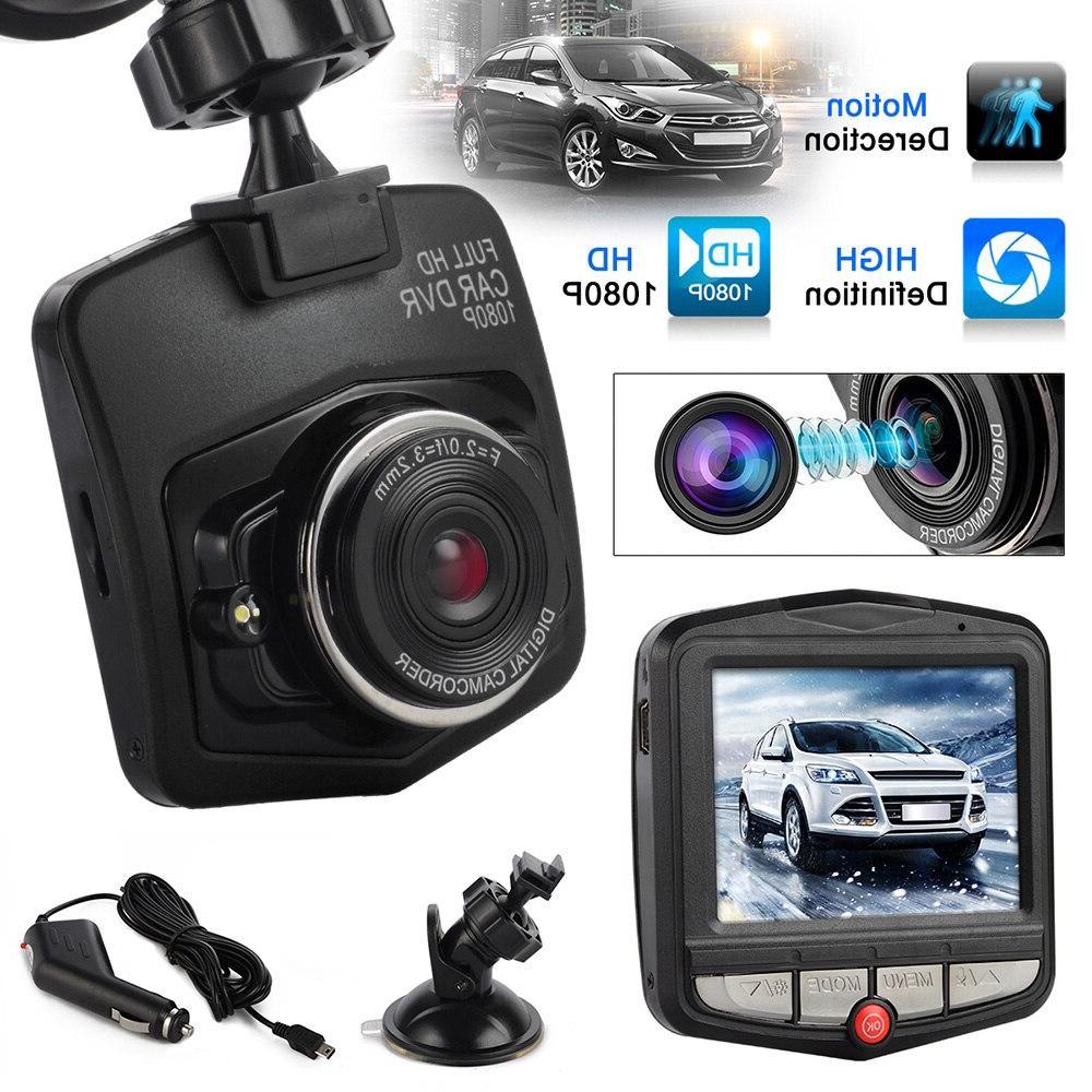 Portable Camera Dash <font><b>Camcorder</b></font> Recorder <font><b>Recording</b></font> DVR