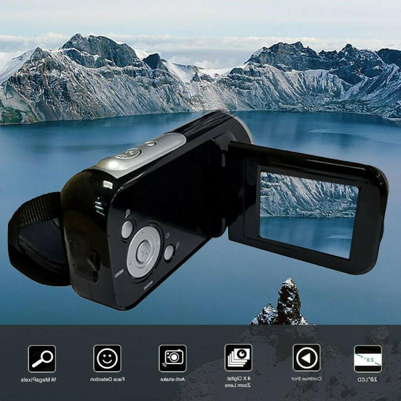 Portable Video HD 1080P Handheld Digital Camera Video