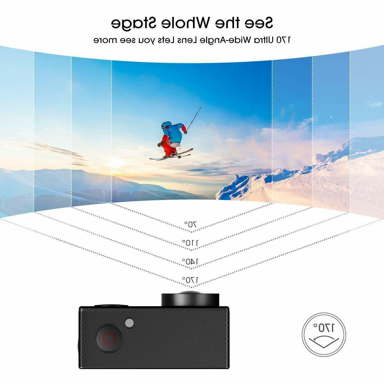 Pro Camera WiFi Camera Waterproof