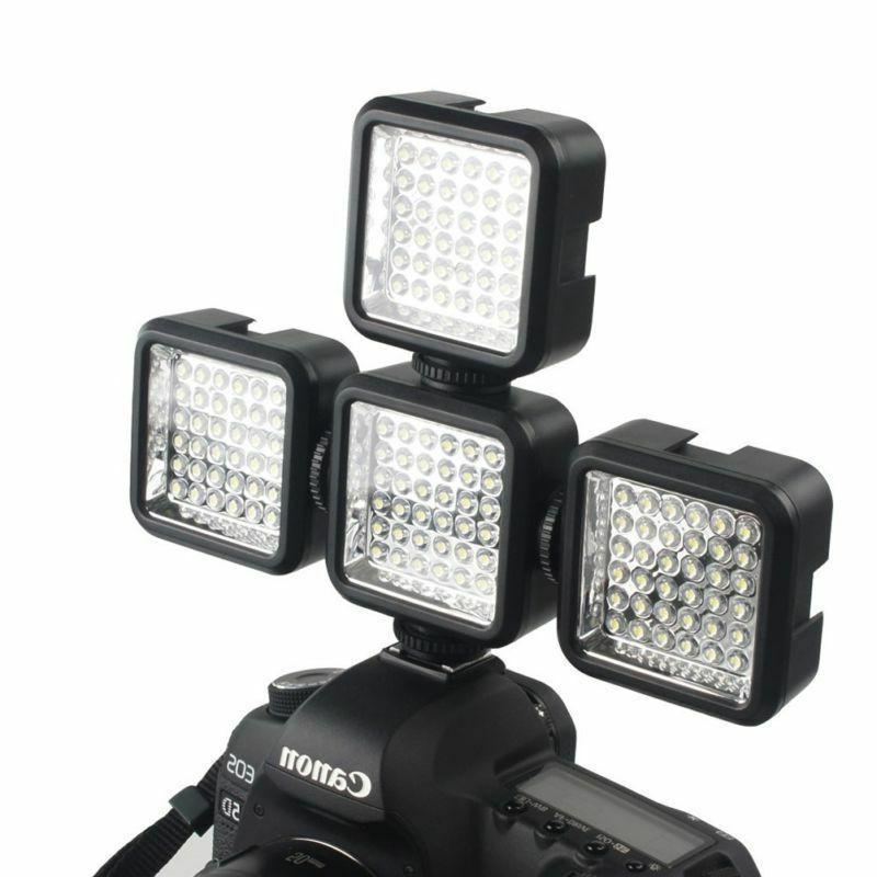 Professional Rechargeable Video Light 36 Fr Camera