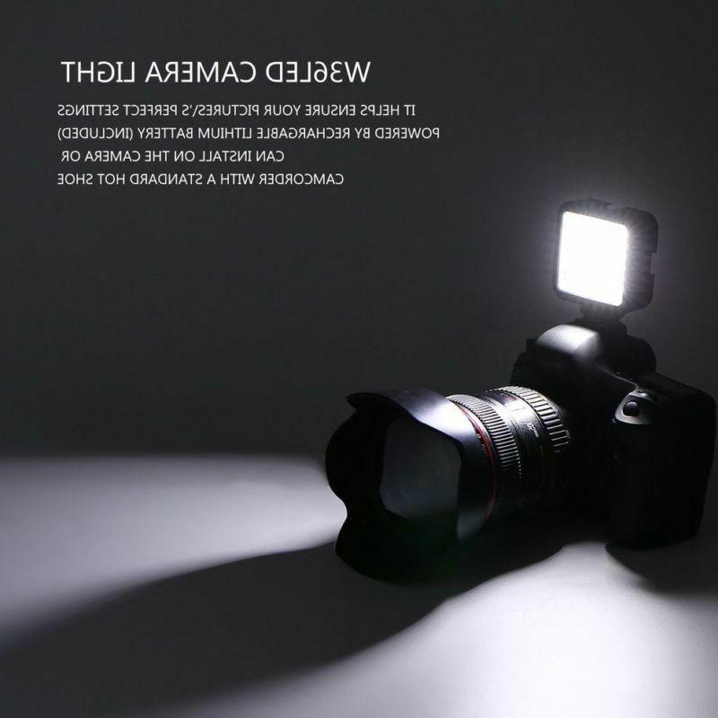 Professional Light 36 Fr Camera Camcorder Universal