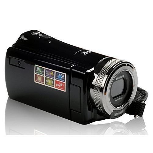 PowerLead DV 16MP High Definition Digital Video DVR 16x Hd Video Recorder 720p