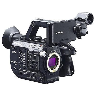 Sony PXW FS5 4K XDCAM Camera System with Super 35 CMOS Senso