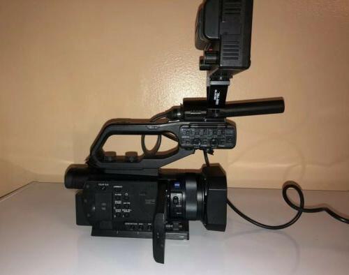 Sony PXW-X70 Professional XDCAM W/ Mic