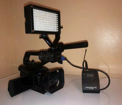 pxw x70 professional camcorder xdcam w mic