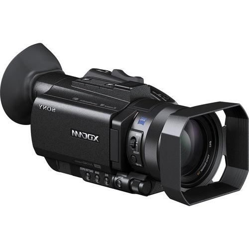Sony Professional Compact Camcorder w/ Reality TV High Definition Lens,