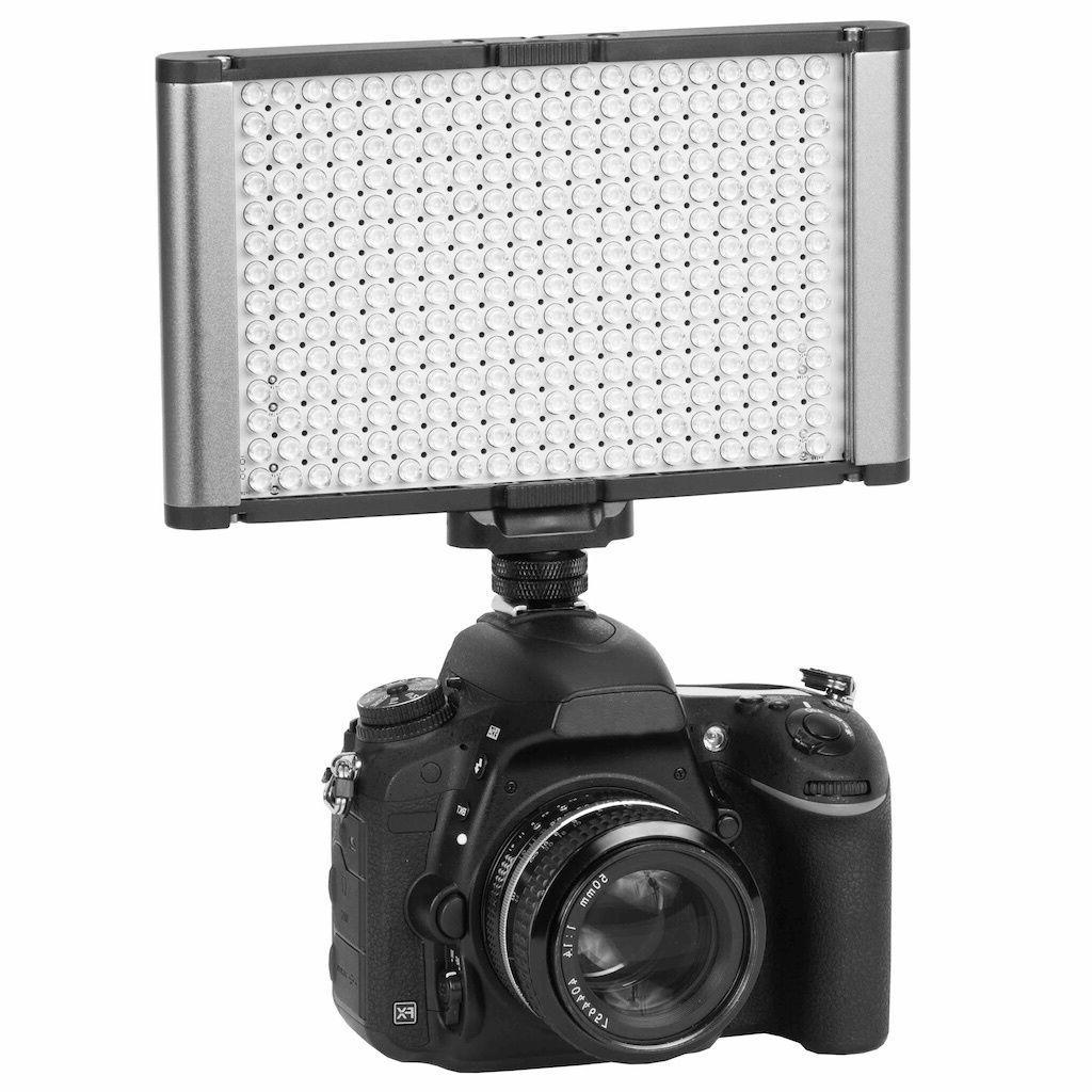 Radiant 280-LED 95+ Bi-Color On-Camera Kit