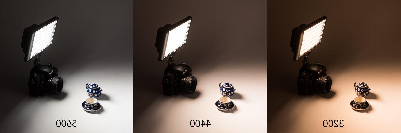 Radiant 280-LED Bi-Color On-Camera Kit