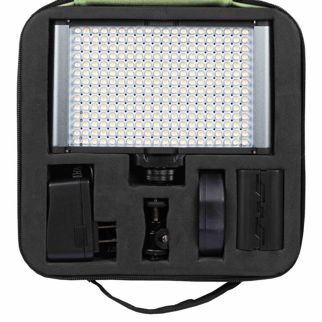 Radiant Bi-Color Video On-Camera Kit