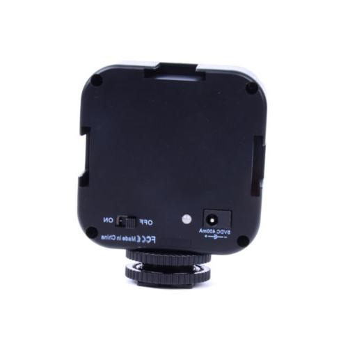 Rechargeable Light 36 LED Night Vision Camera