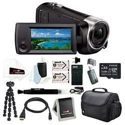 Sony HD Video Recording HDRCX405 HDR CX405 B Handycam Camcor