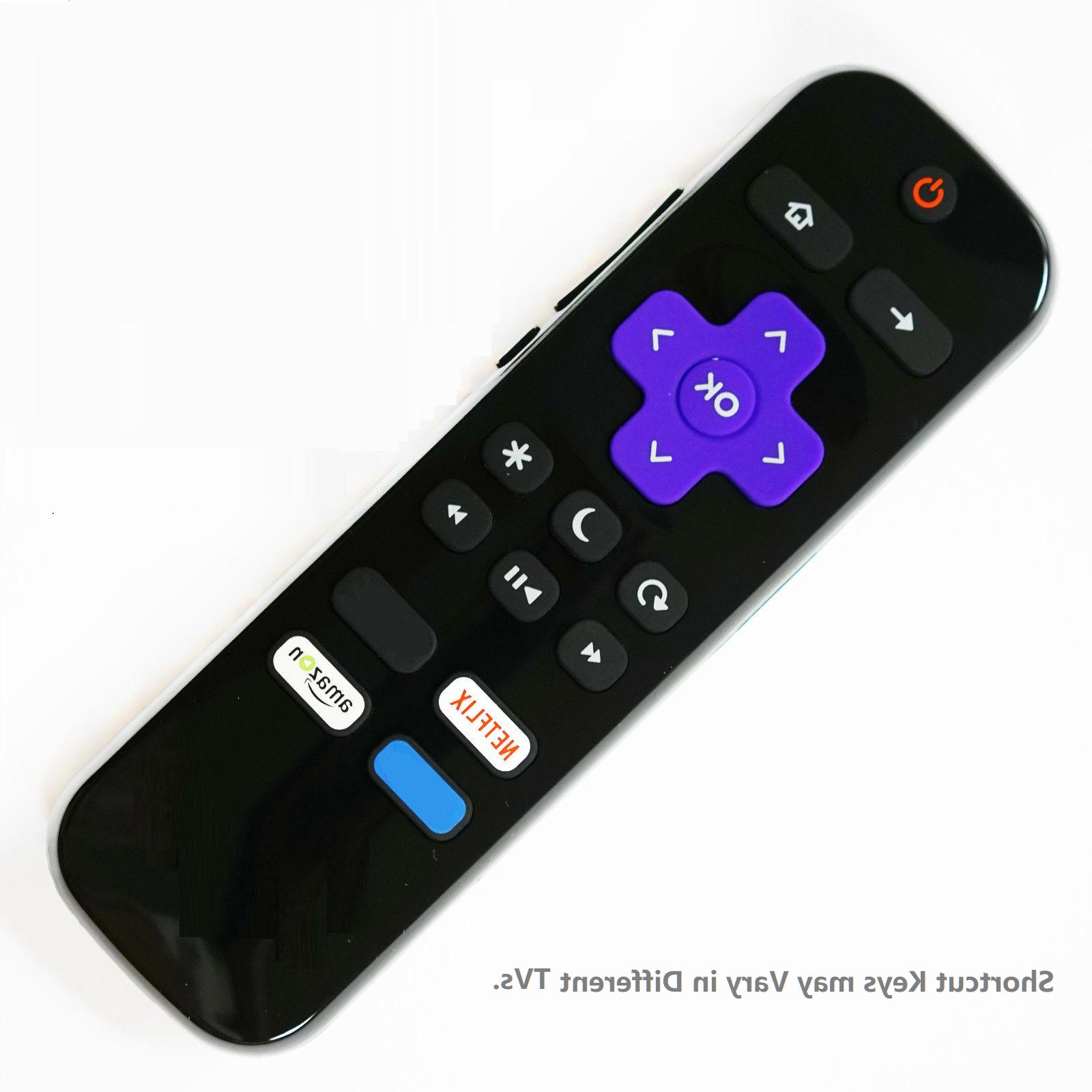 remote control for roku built in smart