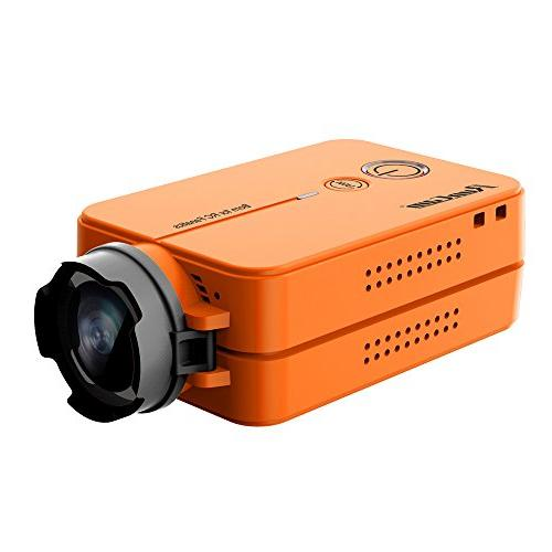 Crazepony RunCam 2 FPV Sport Camera 1080P 60fps HD Mini Acti