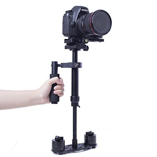EFOTOPRO S40 Steadycam Stabilizer Quick for DV DSLR Nikon, Panasonic-up 0.2-1.5kg/0.44-3.3Ib, Bag