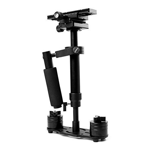 EFOTOPRO Steadycam Quick Release Plate for DSLR Panasonic-up to 0.2-1.5kg/0.44-3.3Ib, Carrying Bag Included