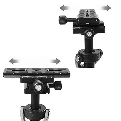 """EFOTOPRO 15.7""""/40cm S40 Steadycam Camera Quick for DSLR Canon, Panasonic-up to Bag Included"""