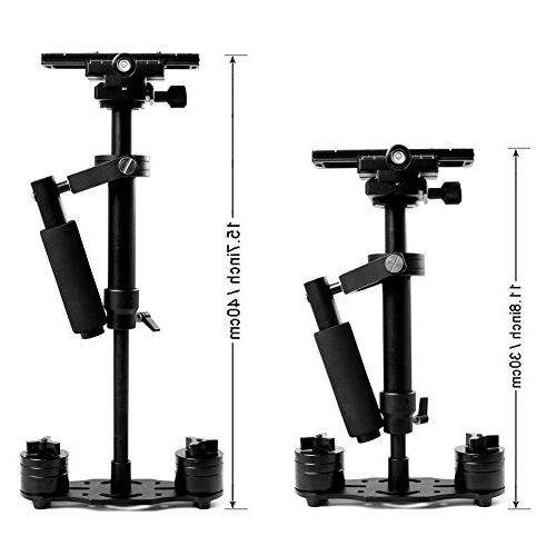 EFOTOPRO Quick Plate for Video DSLR Nikon, Panasonic-up to Bag Included