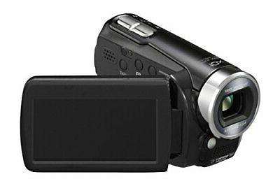Panasonic SDR-S15EG-K Flash Card PAL Camcorder