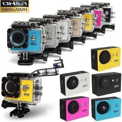 SJ4000 Underwater Camera 12MP 30M Camera CAR
