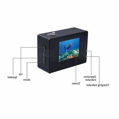 SJ4000 Underwater Camera 30M Waterproof Camera DV DVR New