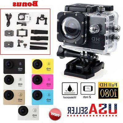 sj4000 underwater camera 12mp 30m waterproof sports